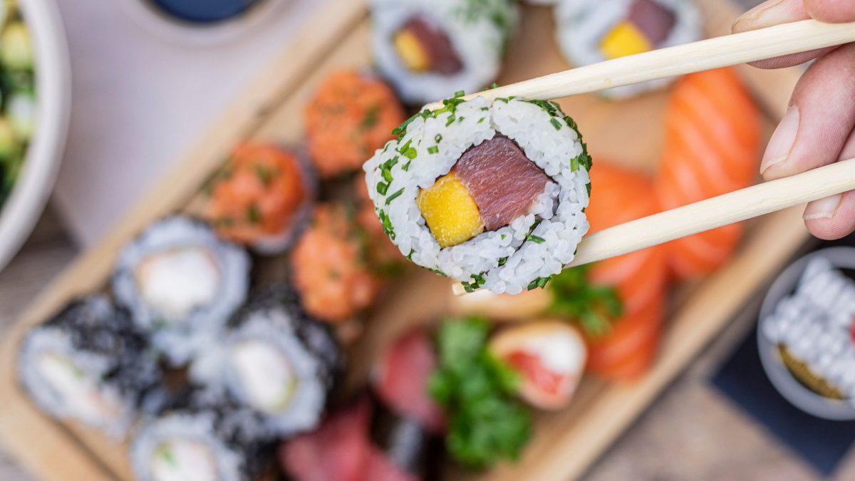 Sushi a domicilio: caso studio Limone Marketing